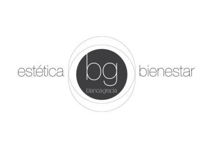 Estética Blanca logotipo