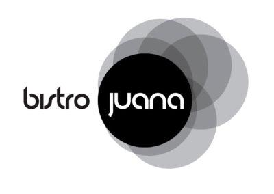 Bistro Juana logotipo