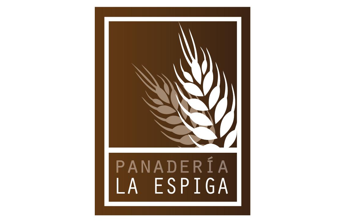 Panadería La Espiga logotipo