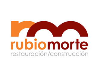 Rubio Morte logotipo