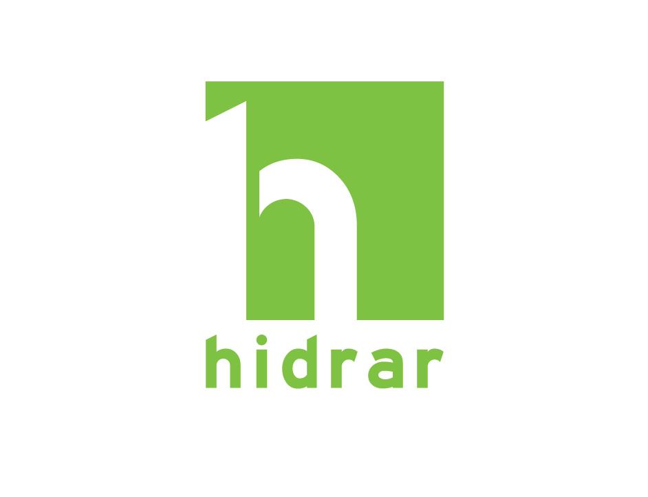 Hidrar logotipo
