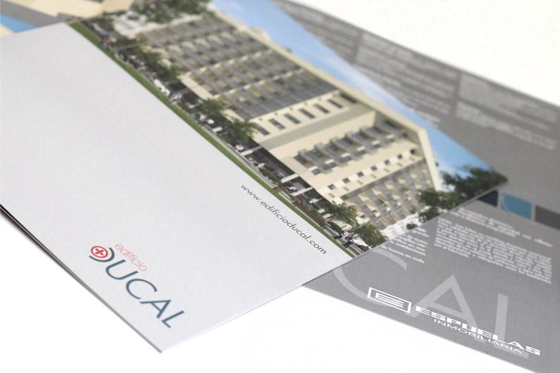 Espuelas Inmobiliaria gráfica
