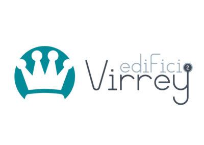 Edificio Virrey logotipo