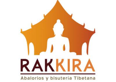 Rakkira logotipo