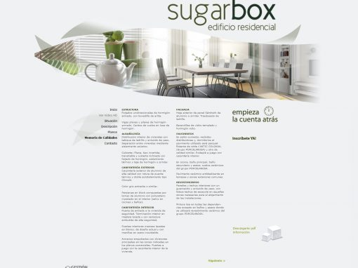 Sugarbox web