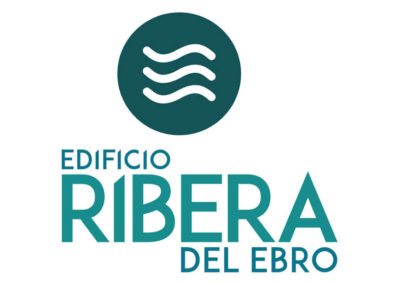 Edificio Ribera del Ebro logotipo