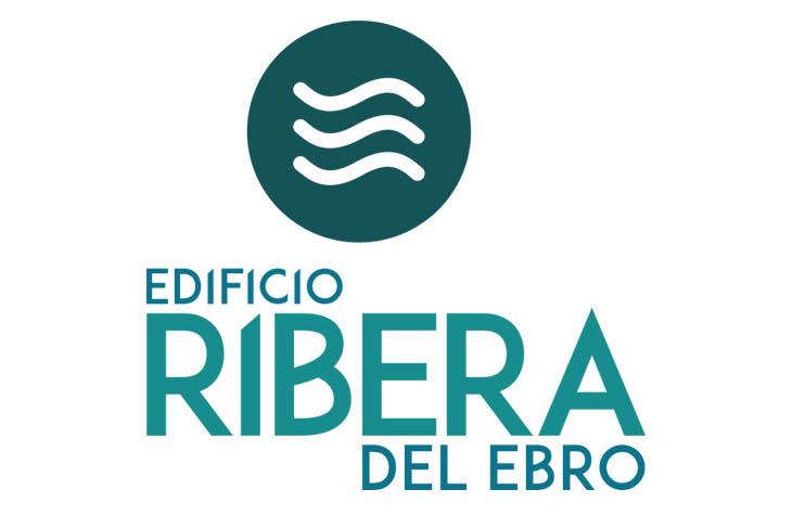 Ribera del Ebro Imagen Gráfica