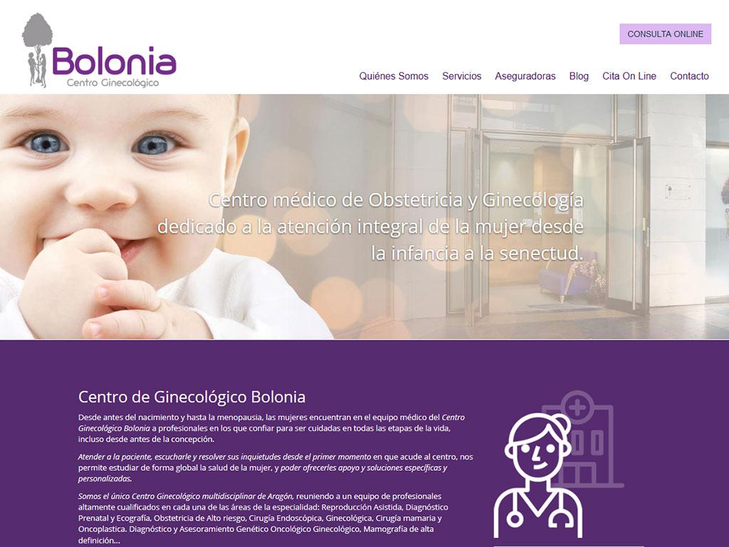 Centro Ginecológico Bolonia