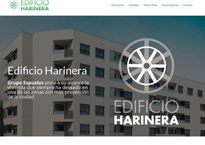 Edificio Harinera