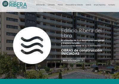 Edificio Ribera del Ebro