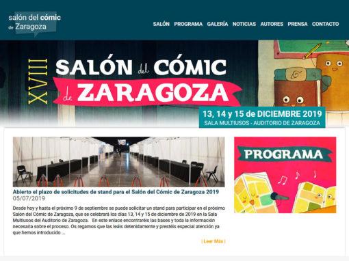 Salón del Comic de Zaragoza