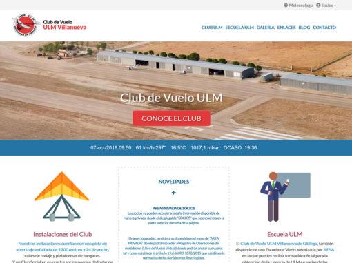 Club de Vuelo ULM