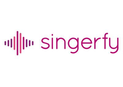 Singerfy logotipo