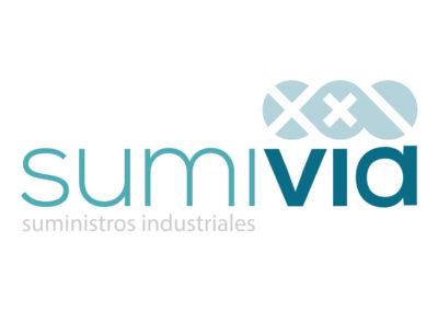 Sumivia logotipo
